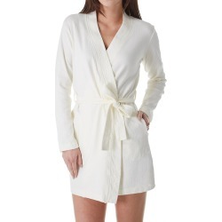 UGG 1093959 Jillie Waffle Knit Robe (Cream L) found on Bargain Bro Philippines from herroom.com for $54.95