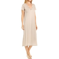 Natori M73084 Zen Floral Gown (Cashmere 2X) found on Bargain Bro India from herroom.com for $130.00