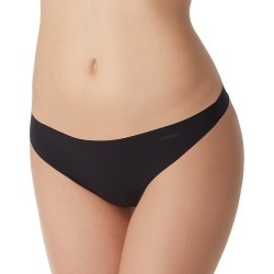 La Perla 28840 Second Skin Thong (Black XS) found on MODAPINS from herroom.com for USD $50.00