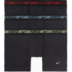 Nike KE1029 Flex Max Stretch Trunks - 3 Pack (Volt/Blue/Red XL) found on Bargain Bro India from hisroom.com for $40.00
