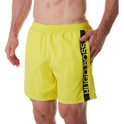 Boss Hugo Boss 0407595 Dolphin Swim Trunk (Bright Yellow M) found on MODAPINS from hisroom.com for USD $78.00