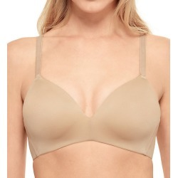 b.tempt'd by Wacoal 956281 Future Foundation Wire Free Contour Bra (Au Natural 32B) found on Bargain Bro from herroom.com for USD $31.92
