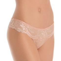 La Perla 48940 Brigitta Thong Panty (Pink Powder M)