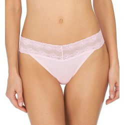 Natori 750092 Bliss Perfection One Size Fits All Thong (Pink Mist O/S) found on Bargain Bro from herroom.com for USD $15.20