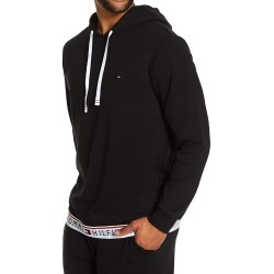 Tommy Hilfiger 09T3408 Modern Essentials Hoodie (Black XL) found on Bargain Bro Philippines from hisroom.com for $49.95