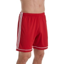 Adidas BK4766 Climalite Squadra Soccer Short (Power Red/White XL) found on Bargain Bro Philippines from hisroom.com for $22.00