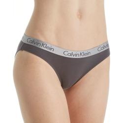 Calvin Klein QD3540 Radiant Cotton Bikini Panty (Ashford Grey S) found on Bargain Bro India from herroom.com for $15.00