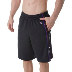Champion 839521 Elevated Basketball Short (Black XL)