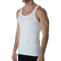 Diesel CWX4BAHF Bale Cotton Stretch Tank (White M) found on Bargain Bro Philippines from hisroom.com for $25.00
