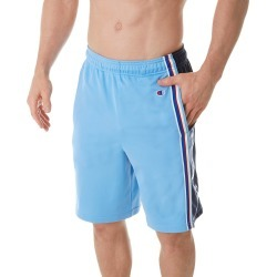Champion 839521 Elevated Basketball Short (Swiss Blue 2XL)