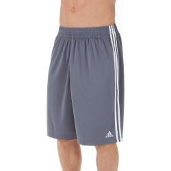 Adidas 9617 Climalite Practice Mesh Short (Lead L)