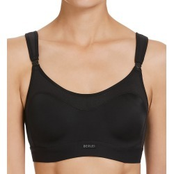 Berlei Y599W Ultimate Performance Contour Underwire Sports Bra (Black 34DD) found on MODAPINS from herroom.com for USD $68.00