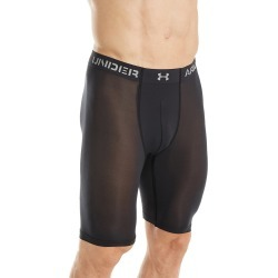 Under Armour 1309469 Armourvent Mesh 9 Inch Boxerjock (Black/Steel L) found on Bargain Bro India from hisroom.com for $39.98