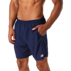 New Balance MS93189 Accelerate 7 Inch Short (Pigment Navy XL) found on Bargain Bro India from hisroom.com for $35.00