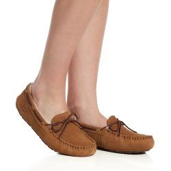 UGG 5612 Dakota Slippers (Chestnut Shoe 6)
