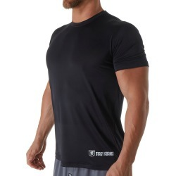 Stacy Adams SA1500 Lightweight ComfortBlend Crew Neck T-Shirt (Black XL) found on Bargain Bro India from hisroom.com for $16.10