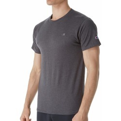 Champion T0223 Classic Athletic Fit Jersey Tee (Granite Heather 2XL) found on Bargain Bro Philippines from hisroom.com for $11.90