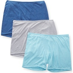 Hanes 47HUBB Ultimate ComfortSoft Lounge Boxer - 3 Pack (Amazing Aqua/Grey Hthr 2X) found on Bargain Bro Philippines from herroom.com for $16.80
