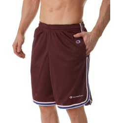 Champion 89519 Core Basketball Short (Maroon XL)
