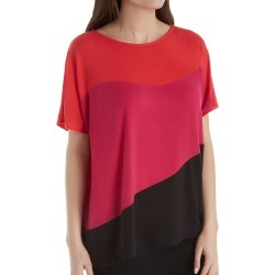 Donna Karan Sleepwear D246918 Calypso Top Cayp S M