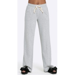 UGG 1103669 Shannon Double Knit Straight Leg Pant (Seal Heather M) found on Bargain Bro India from herroom.com for $88.00