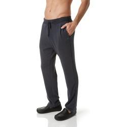 UGG 1019593 Wyatt Washed Double Knit Fleece Pant (Charcoal M)