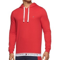 Tommy Hilfiger 09T3408 Modern Essentials Hoodie (Mahogany XL) found on Bargain Bro India from hisroom.com for $69.50