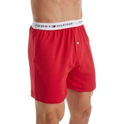Tommy Hilfiger 09T3108 Basic 100% Cotton Knit Boxer (Mahogany XL) found on Bargain Bro India from hisroom.com for $24.00