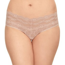 b.tempt'd by Wacoal 978282 Lace Kiss Hipster Panty (Rose Smoke M) found on Bargain Bro India from herroom.com for $13.00