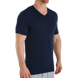 Calvin Klein NM1659 Core Modal Stretch Lounge V-Neck (Blue Shadow XL) found on Bargain Bro Philippines from hisroom.com for $34.00
