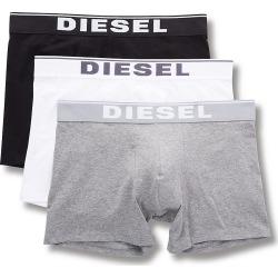 Diesel SKMEJKKB Sebastian Long Boxer Briefs - 3 Pack (Black/Grey/White XL) found on Bargain Bro Philippines from hisroom.com for $29.95