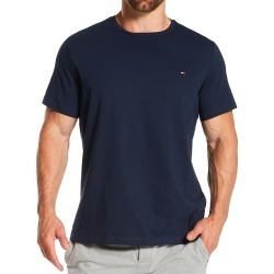 Tommy Hilfiger 09T3139 Core Flag Crew T-Shirt (Dark Navy 2XL) found on Bargain Bro Philippines from hisroom.com for $24.00