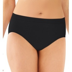 Bali 2362 One Smooth U All-Around Smoothing Hi-Cut Panty (Black 9) found on Bargain Bro India from herroom.com for $12.50