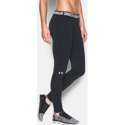 Under Armour 1287136 UA Favorite Charged Cotton Legging (Black S) found on Bargain Bro India from herroom.com for $44.98