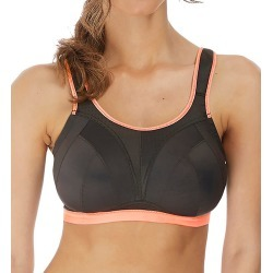 Freya AA4014 Active Dynamic Wirefree Hi-Impact Sports Bra (Digital Vision 30J) found on MODAPINS from herroom.com for USD $64.00