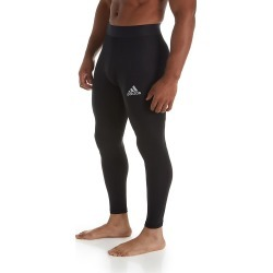 Adidas 662B Alphaskin Compression Long Tight (Black S) found on Bargain Bro from hisroom.com for USD $30.40