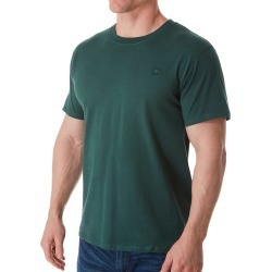 Champion T0223 Classic Athletic Fit Jersey Tee (Dark Green S) found on Bargain Bro India from hisroom.com for $11.90