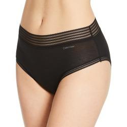Calvin Klein QD3868 Modern Brief Panty (Black L) found on Bargain Bro Philippines from herroom.com for $15.00