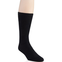 UGG 1108394 Classic Merino Wool Blend Boot Sock (Black O/S) found on Bargain Bro Philippines from hisroom.com for $22.00