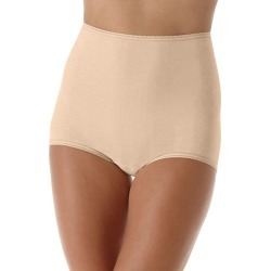 Bali 2332 Cool Cotton Skimp Skamp Brief Panty (Mocha Mist 8) found on Bargain Bro India from herroom.com for $11.00