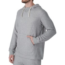 UGG 1103579 Terrell Pullover French Terry Hoodie (Grey Heather M) found on Bargain Bro Philippines from hisroom.com for $85.00