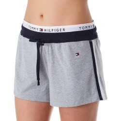 Tommy Hilfiger R31S168 Logo Elastic PJ Shortie (Grey Heather M) found on Bargain Bro Philippines from herroom.com for $39.00