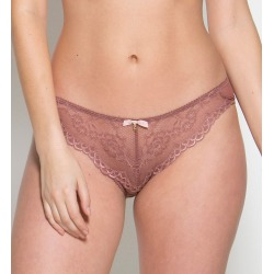 Gossard 7716 Superboost Lace Thong (Cinder Rose S) found on MODAPINS from herroom.com for USD $25.00
