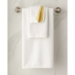 Double-Tone Bath Towel