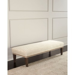 Doria Upholstered Bench