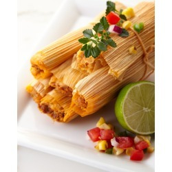 72 Handmade Tamales, For 18-24 People found on Bargain Bro India from horchow.com for $92.00