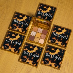 Huda Beauty Brown Obsessions Eyeshadow Palettes in Toffee - Shop Now found on MODAPINS from Huda Beauty for USD $29.00