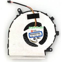 Aavid Thermalloy Paad06015sl 0.55a 5vdc N303 Laptop Cpu Cooling Fan 3-pins