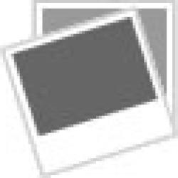 DESIGN ART Designart Modern Black Tinted Mirror Acrylic Vortex Mirror (Yellow Background), Silver/Grey
