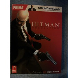 Hitman Absolution Official Game Guide Paperback